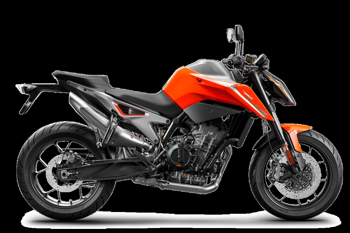 Orange 2021 890 Duke
