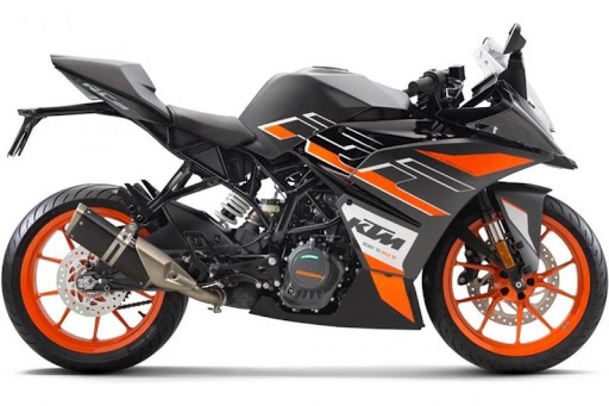 KTM 2020 KTM RC 125