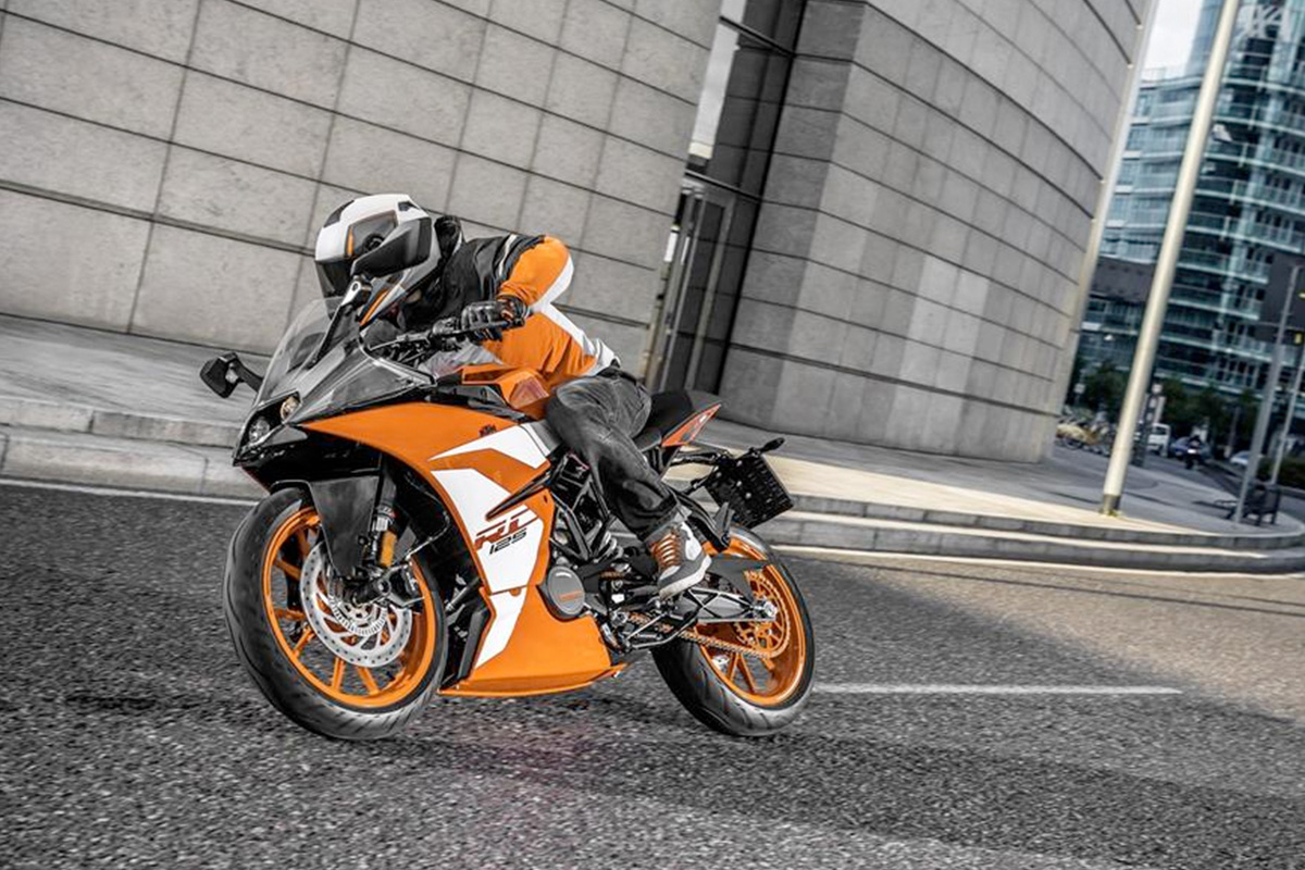 Best Offer KTM RC 125