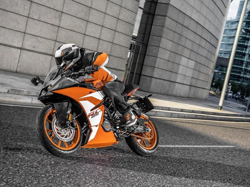 KTM 2020 KTM RC 125 2020