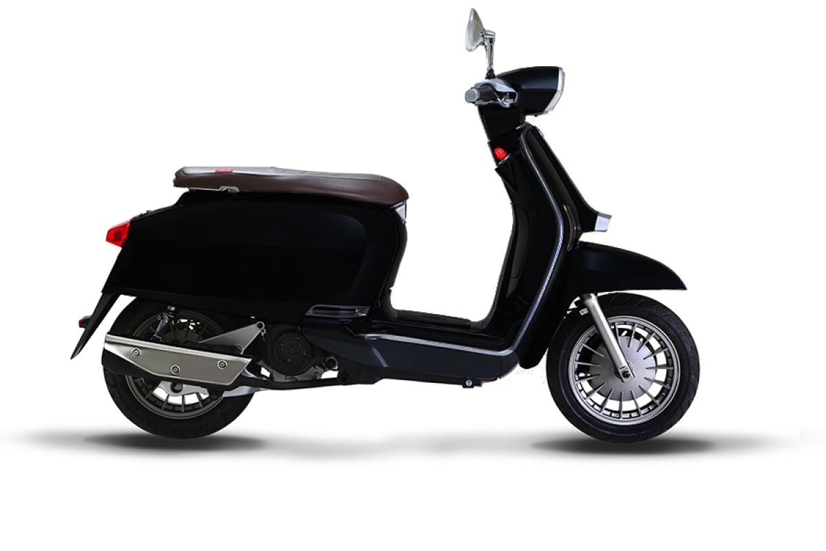 Black V 125cc Special