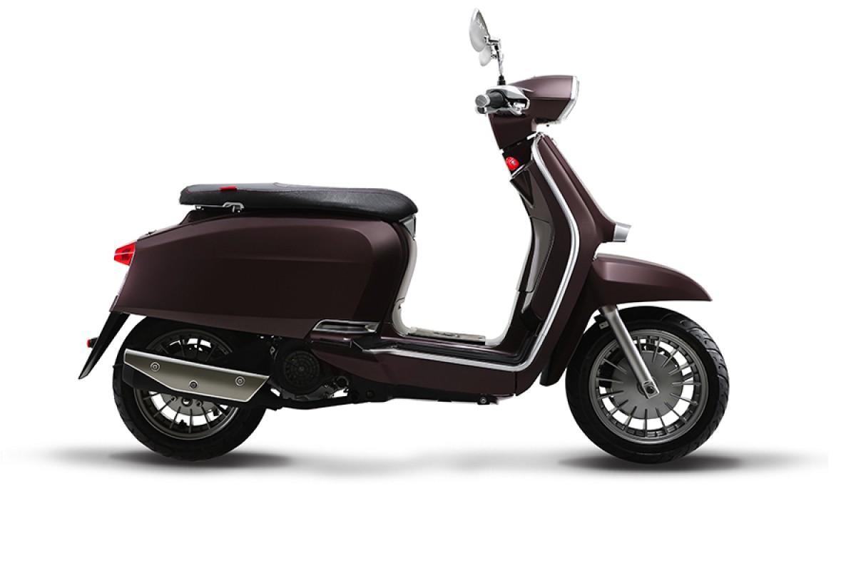 Bronze V 125cc Special