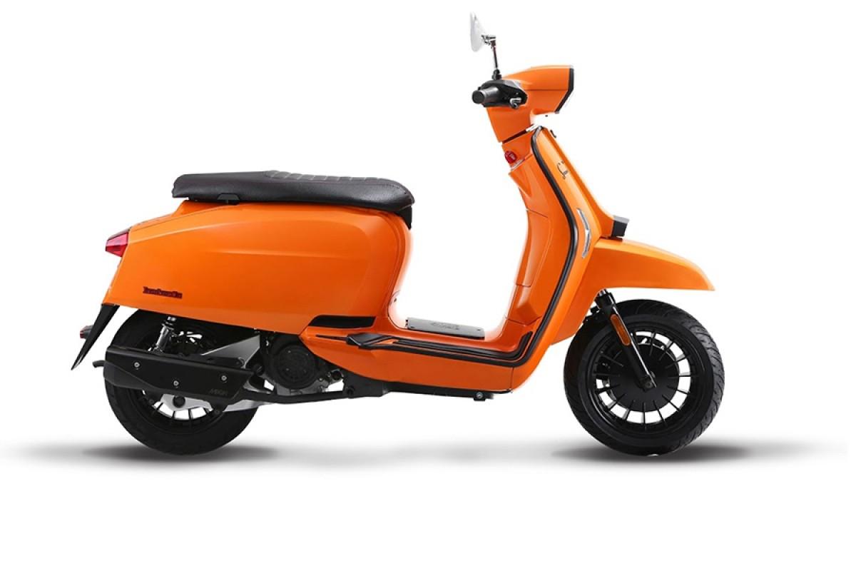 Orange V 125cc Special