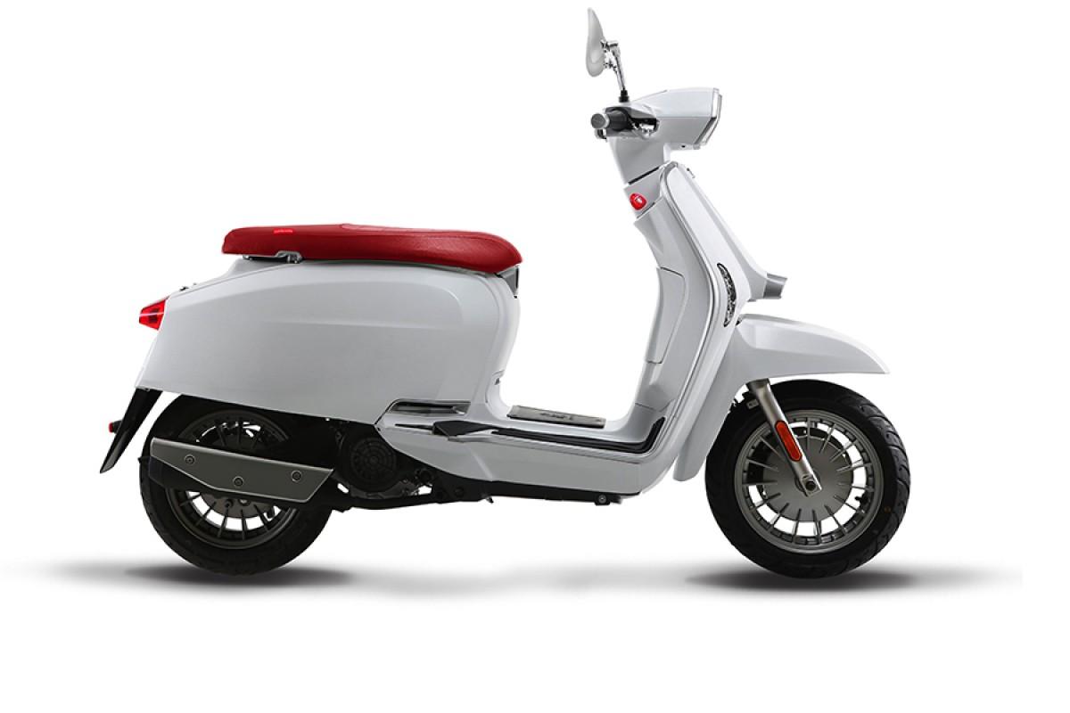 White V 125cc Special