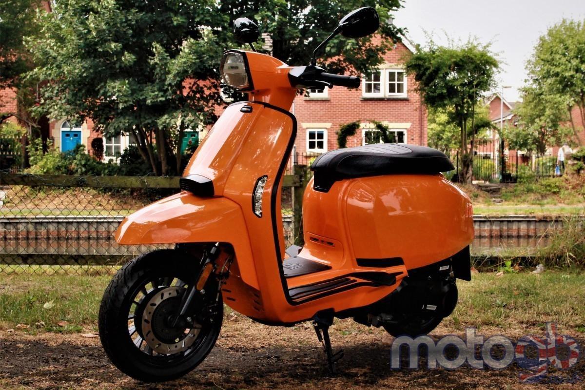 Lambretta V 125cc Special