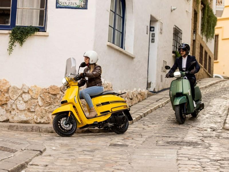 Lambretta V 50 Special E5 2021