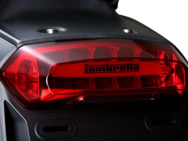 Lambretta V 125 Special E5 Fixed Fender 2021