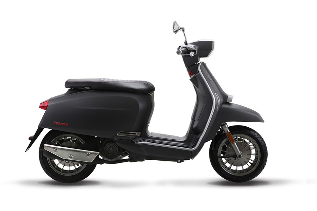 Grey V 200cc Special
