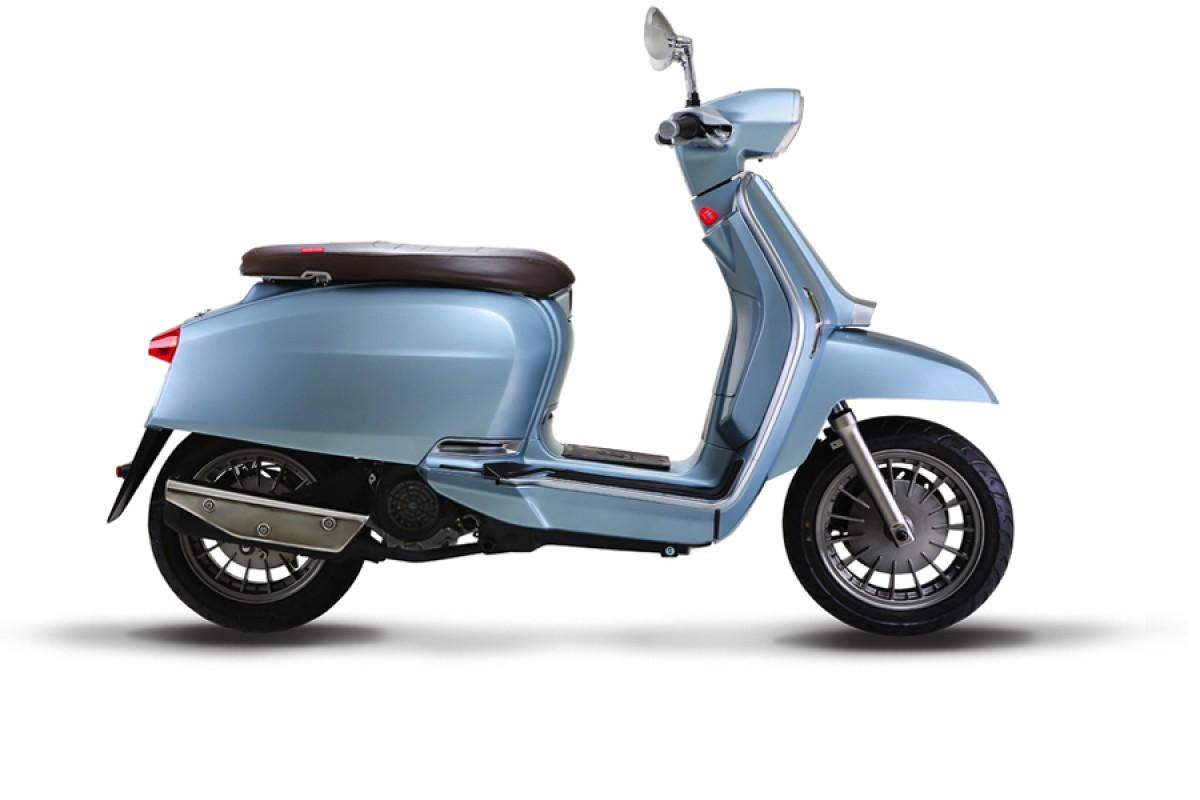 Victorian Blue V 200cc Special