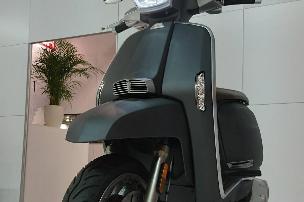 Lambretta V 200cc Special