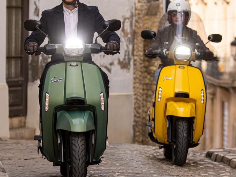 Lambretta V200 Special 2019