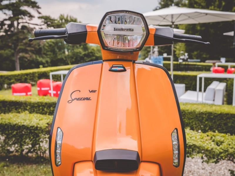 Lambretta V50 Special 2019