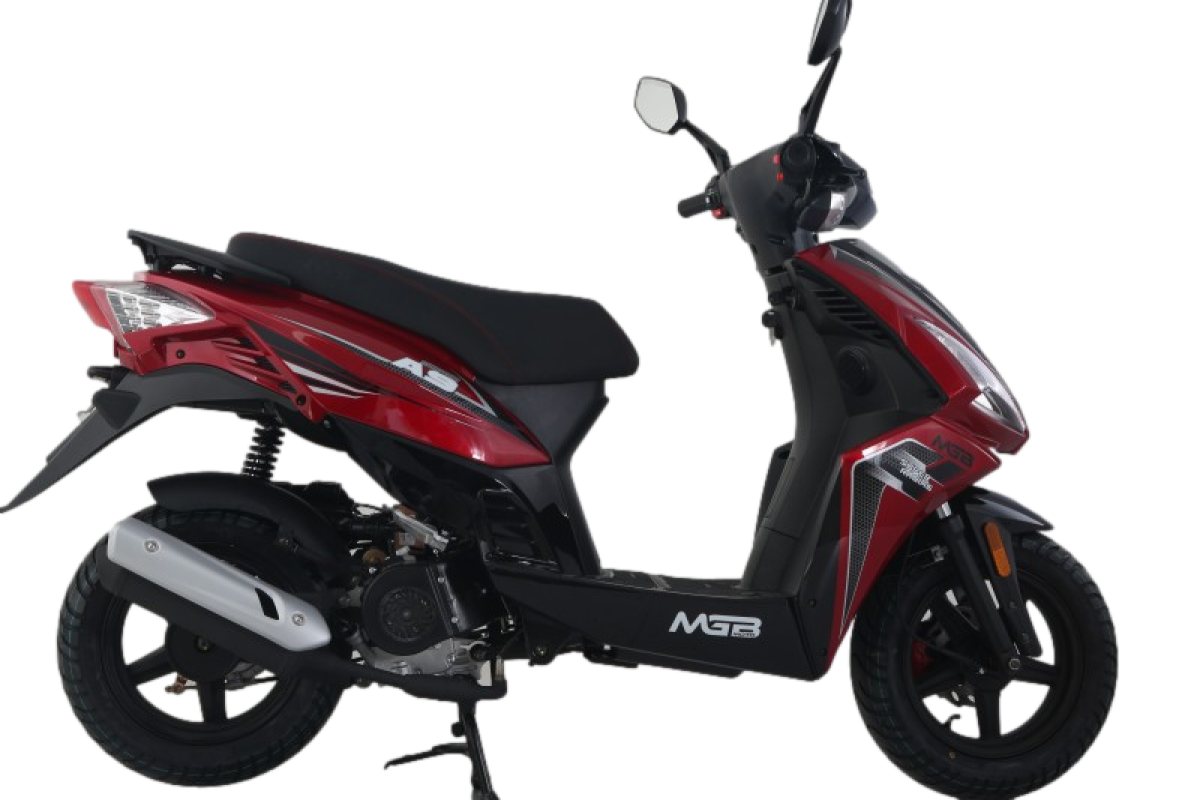 Red A9 50cc