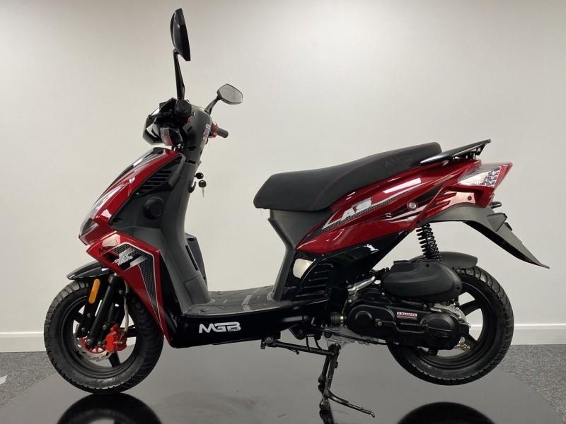 MGB A9 50cc 2022