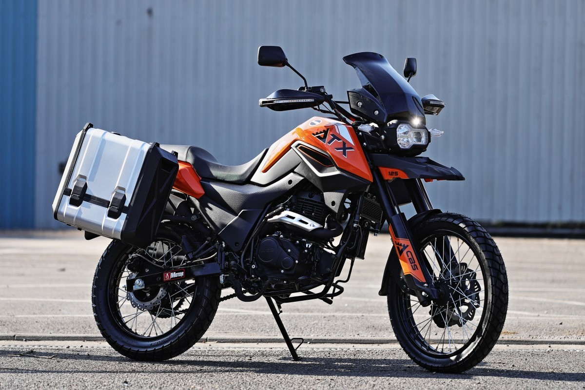 MGB ATX 125cc Adventure