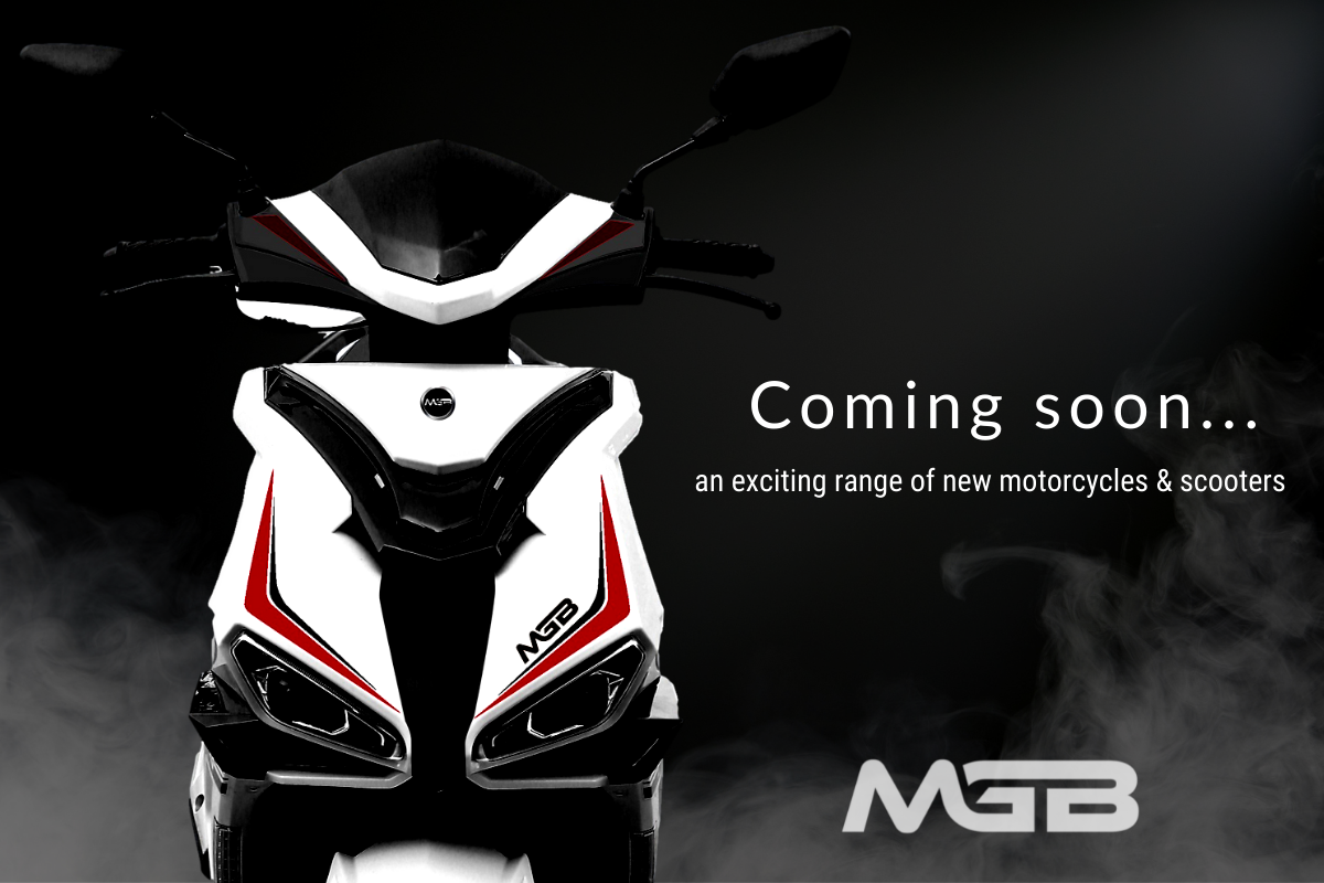 MGB Fantasy 125cc