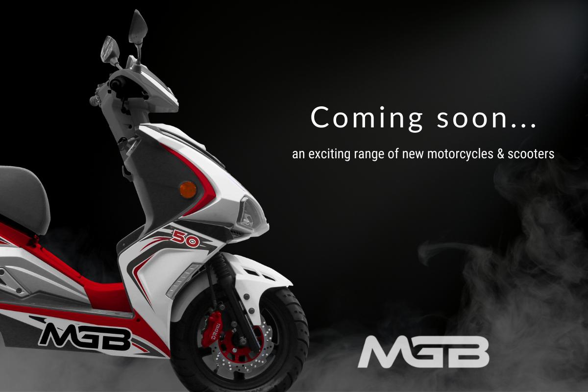 MGB Fantasy 50cc