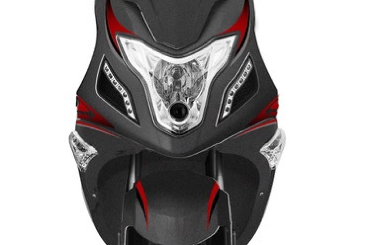 Black R8 125cc