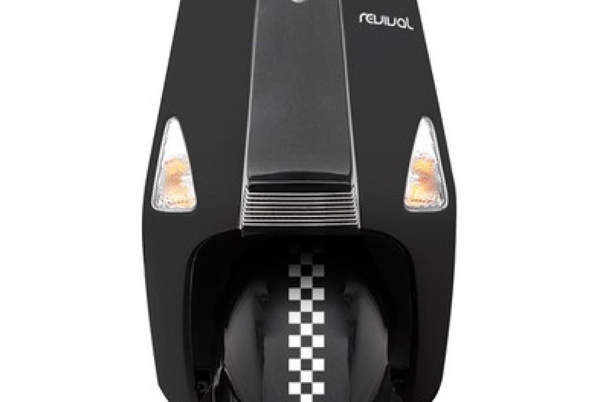 Black Revival 50cc