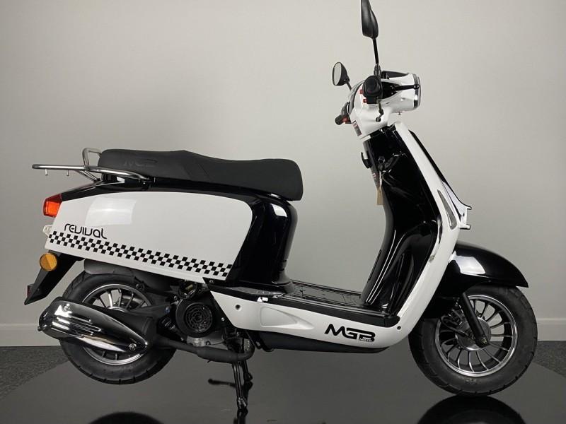 MGB Revival 50cc 2022