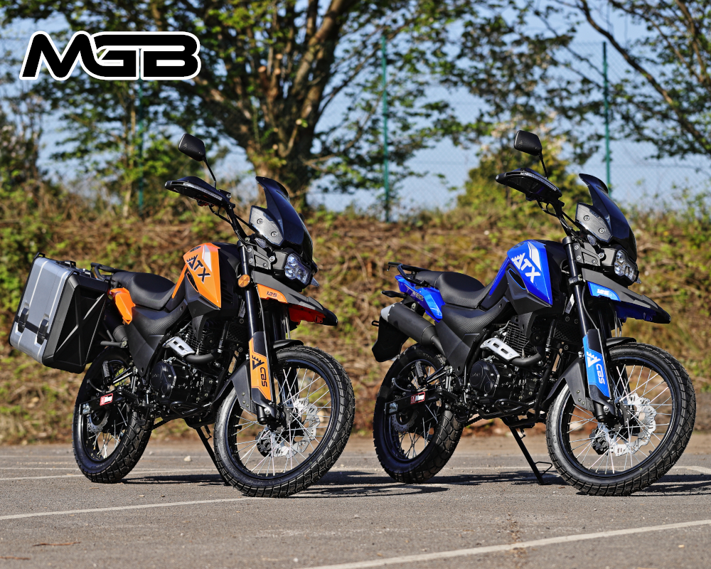Coming Soon Electric MGB E4 Scooter 1200w 1500w 3000w