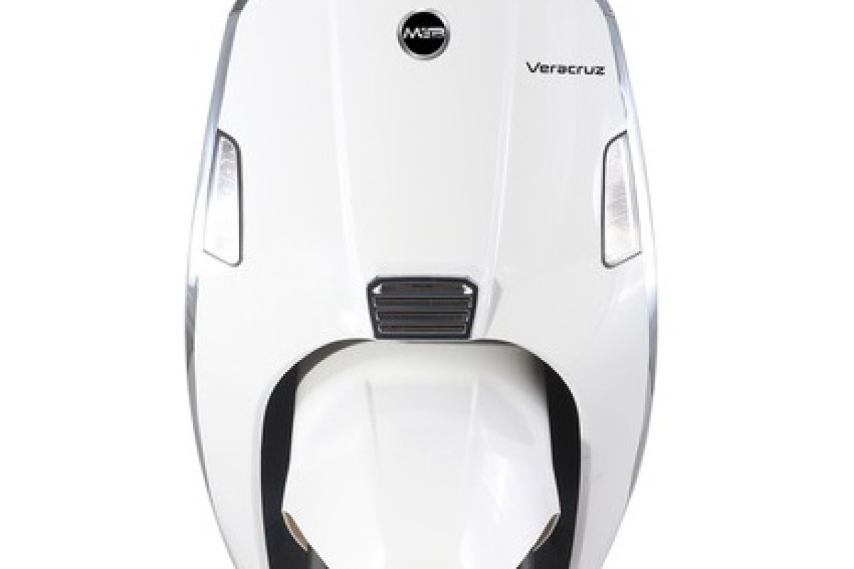 White TRIESTE 125cc