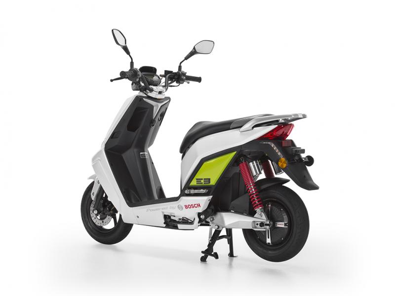 Electric MGB E3 1200w LUX 2022