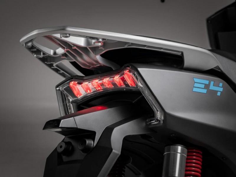 Electric MGB E4 3000W Long Range 2022