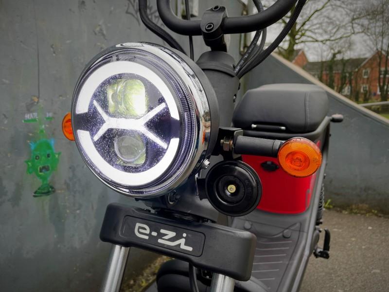Electric Keeway E-Zi Mini 2022