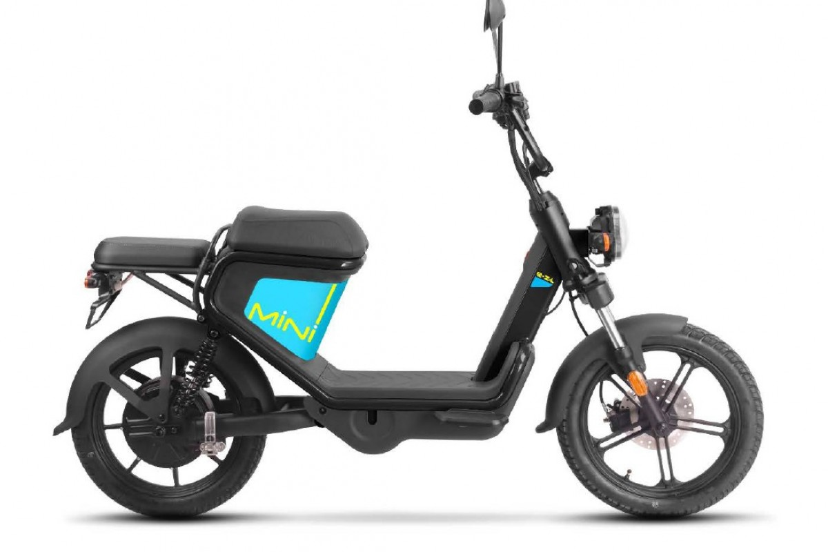New Electric Keeway E-Zi Mini