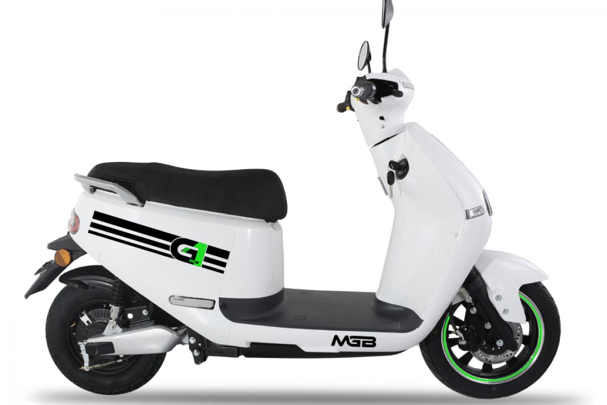 New Electric MGB G1