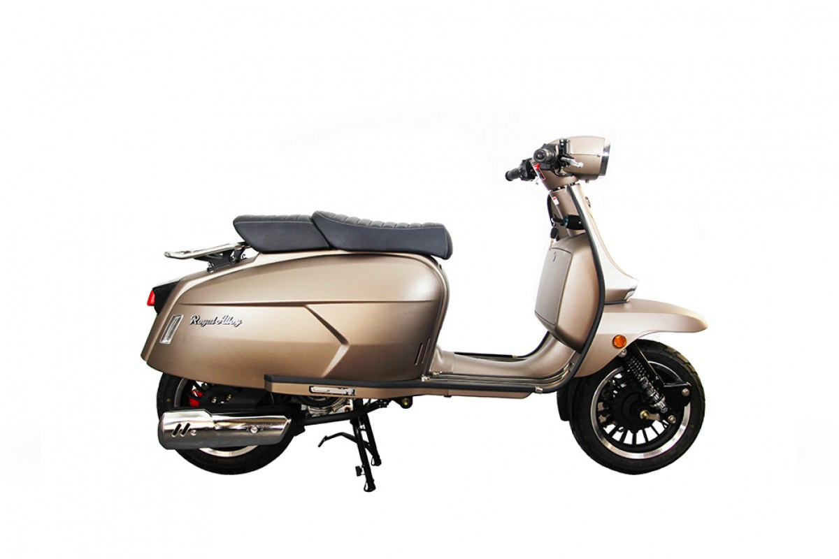 Bronze GP 125cc Air Cooled