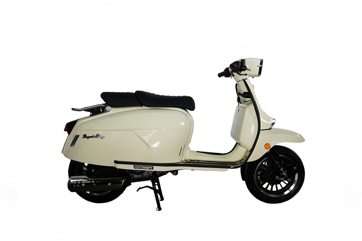 Ivory Sorry Out Of Stock GP 125cc AC