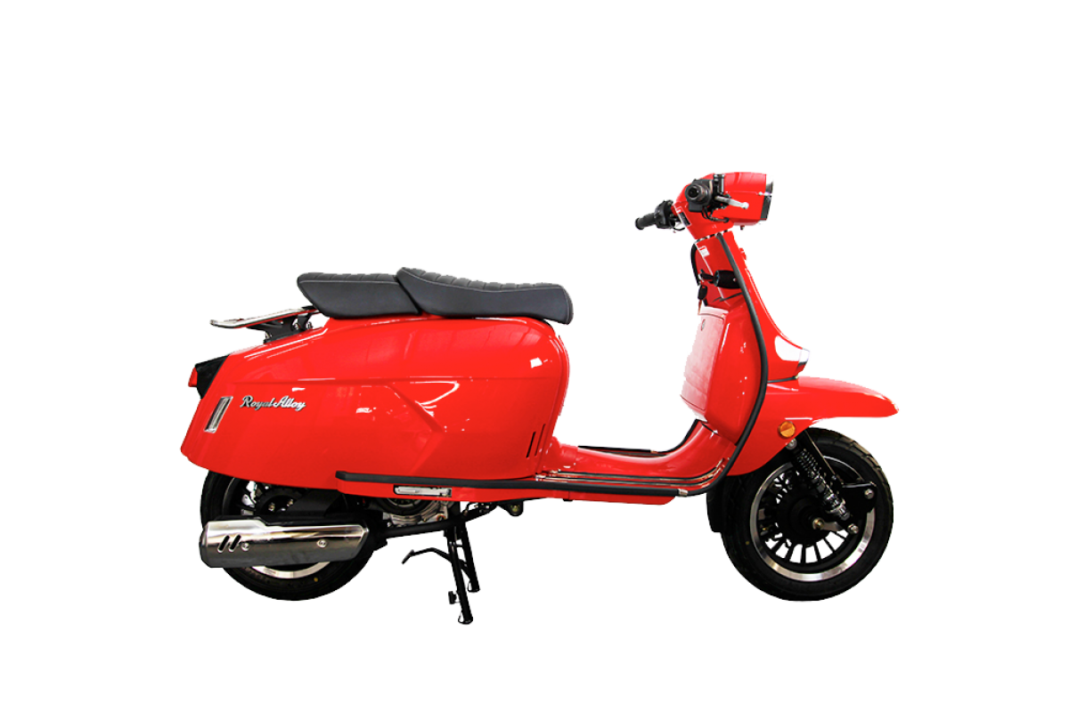 Red VERY LOW UK STOCK GP 125cc AC