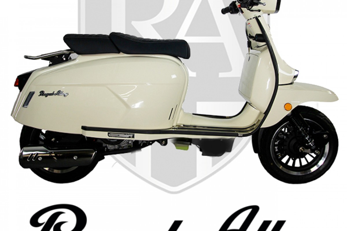 Ivory GP 125cc S Liquid Cooled