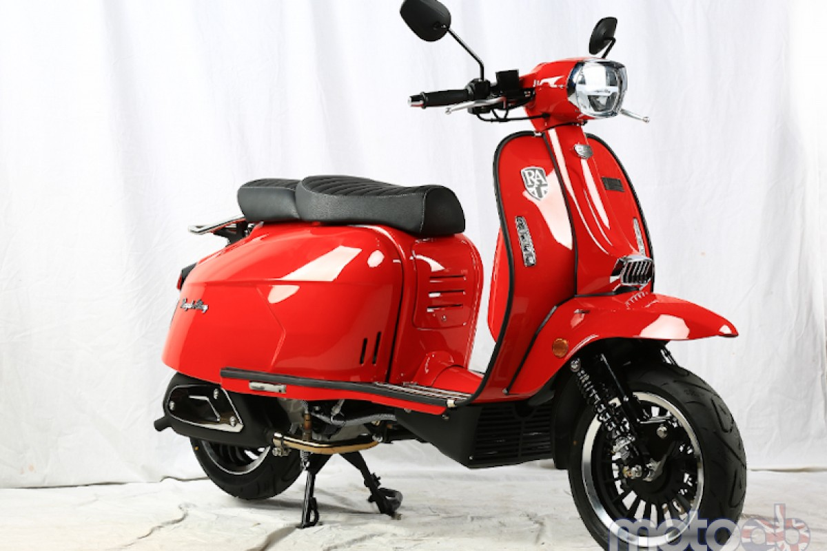 Flame Red Very Low Stock GP 300cc LC ABS