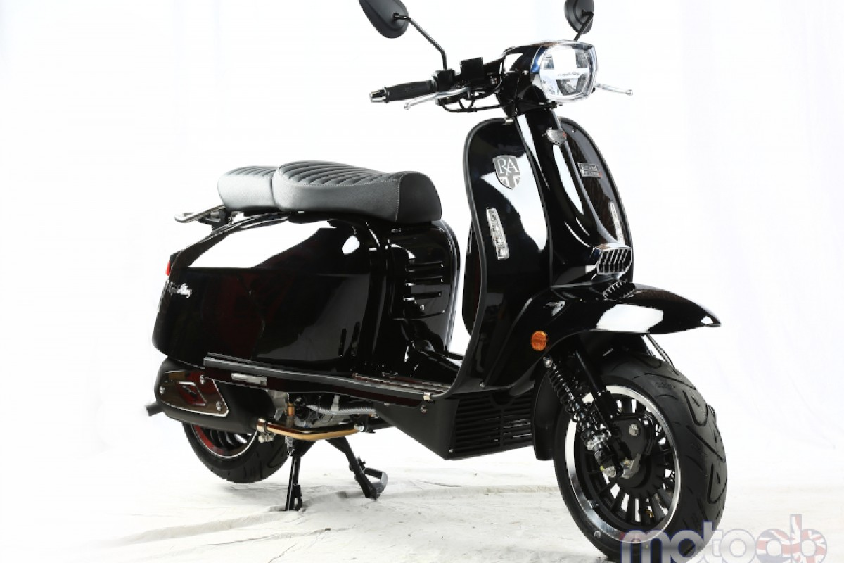 Gloss Black Very Low Stock GP 300cc LC ABS