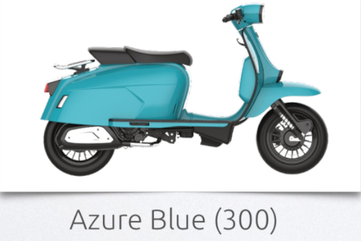 AZZURE BLUE GP 300 S LC ABS E4