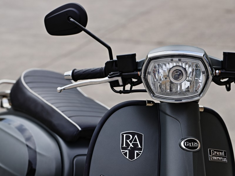 Royal Alloy GT 125cc AC 2020