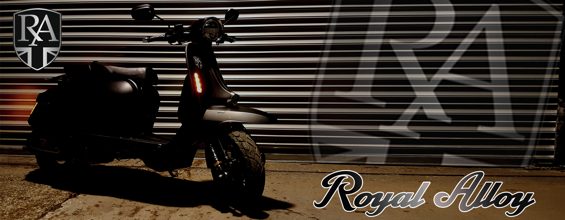 Royal Alloy GT 200 LC £3,899 +OTR