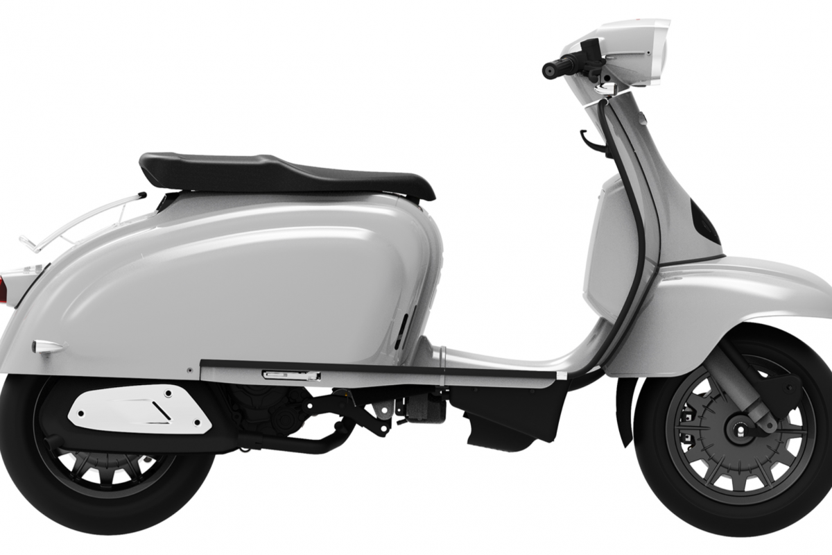 Ivory TG 125cc S LC ABS