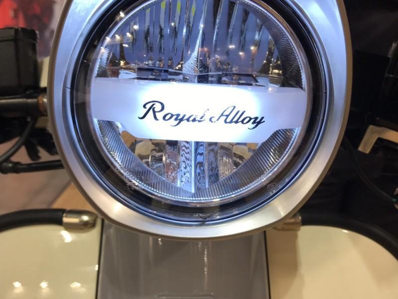 Royal Alloy TG 125 S LC ABS E4 2020