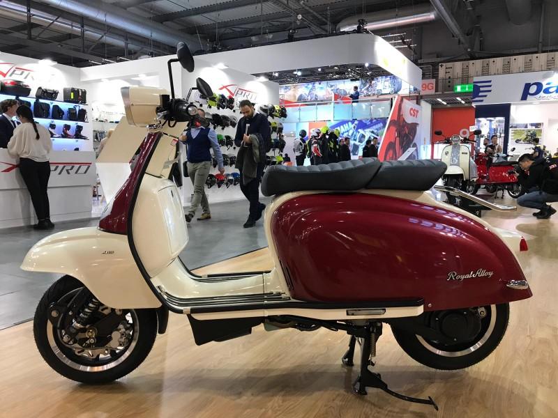 Royal Alloy TG 125 S 2020