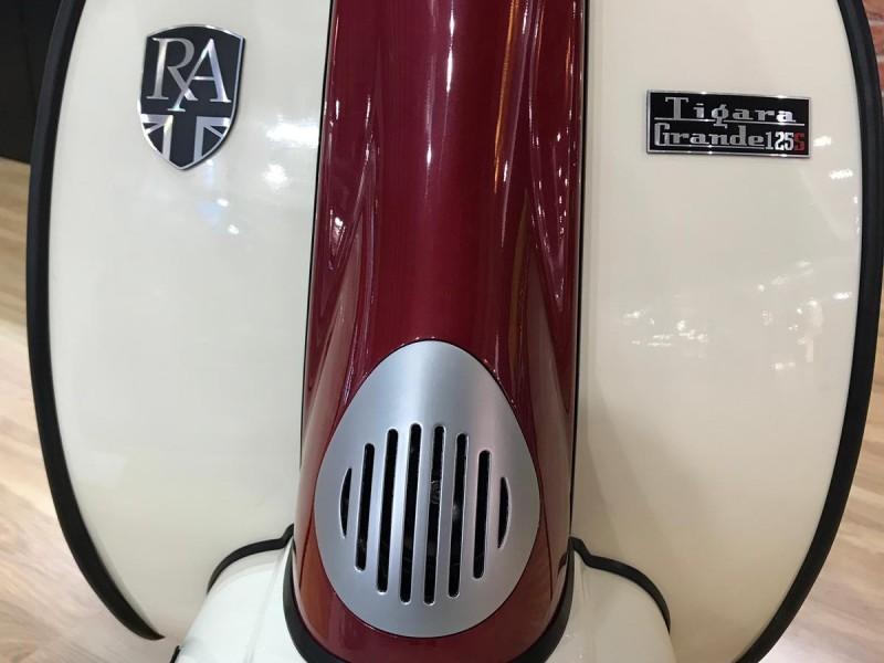 Royal Alloy TG 125 S LC ABS E5 2021