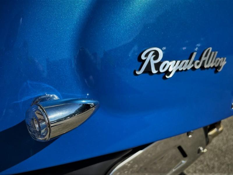 Royal Alloy TG 125 AC CBS E5 2021