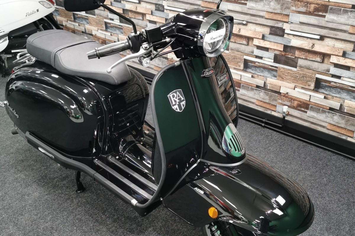 Royal Alloy TG 125cc AC CBS E5