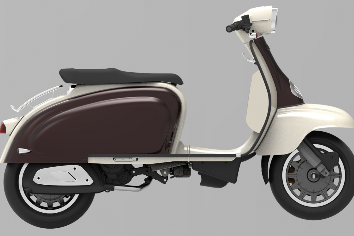 Royal Alloy TG 300cc S LC ABS 2020