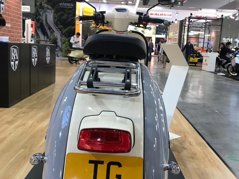 Royal Alloy TG 300 S LC ABS E4 2020