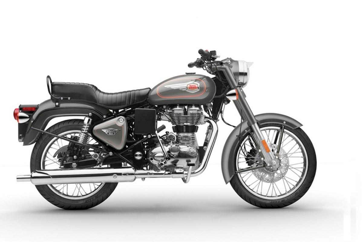 Athena Grey Bullet 500cc EFI