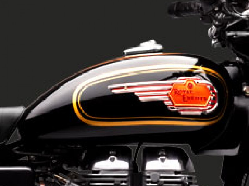 Royal Enfield Bullet 500 EFI Feature